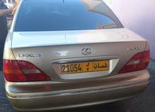 ليكزس 430 2001