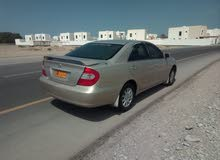 Toyota Camry car for sale 2004 in Barka city