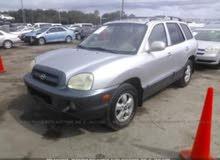 0 km mileage Hyundai Santa Fe for sale