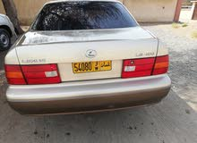 Gold Lexus LS 1998 for sale