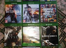 A clean Used Xbox One available for immediate sale
