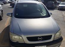 Opel Zafira car for sale 1999 in Tarhuna city