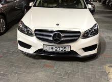 2016 Mercedes Benz E 200 for sale in Amman
