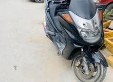 Benghazi - Yamaha motorbike made in 2011 for sale