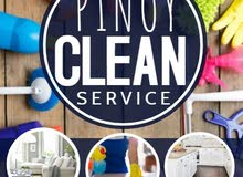 PINOY CLEANING SERVICES AND PINOY CARGO