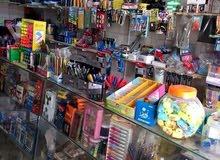 مكتبة للبيع اربد - دوار البياضة - مقابل جوهرة ماهر