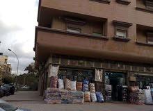 عمارة سكنية تجارية للبيع فى بوزغيبة