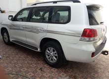Gasoline Fuel/Power   Toyota Land Cruiser 2008