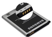 لدي بطارية جوال جالكسي سامسونج Galaxy Samsung Note 3 الاصلية