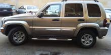 km Jeep Liberty 2005 for sale