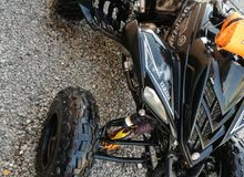 Yamaha motorbike available in Muscat