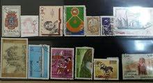 طوابع بريدية قيمة Old Stamps