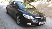 Honda Civic car for sale 2008 in Zarqa city