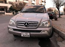 Automatic Mercedes Benz ML 2005