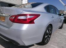 Nissan Altima 2016 For sale - Silver color