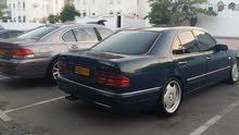 مرسدس E50 AMG موديل 1997