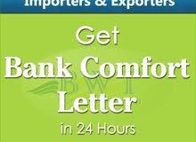 Letter of Comfort MT799 for Huge Commodity Trade Deals