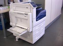 طباعة 350 جرام ديجيتال زيروكس Xerox 7800 LED Color
