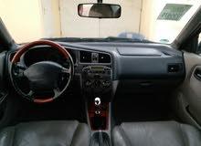 Gasoline Fuel/Power   Nissan Primera 2002