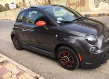 Fiat 500 2015 For sale - Grey color