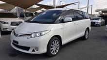 2011 Toyota previa Gulf specs 7 seats