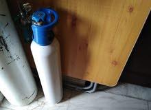 جرة اكسجين طبي.. مع منظم اكسجين