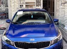 Kia Cerato 2017 For sale - Blue color