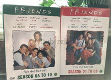Friends the complete series . original not missing. For 180 AED.