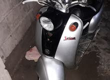 Aprilia motorbike for sale made in 2019