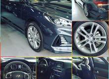 HYUNDAI SONATA MODEL 2019 BRAND NEW CAR BAHRAIN AGENCY