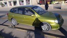 كيا ريو للبيع رقم صاحب السيارة 0915162285