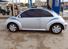 For sale 2005 Silver Beetle