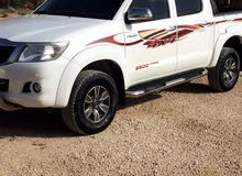 Toyota Hilux car for sale 2015 in Mafraq city