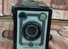 كاميرة ألمانية صنعت عام 1910 صنعت من أجل تصوير الحرب العالمية الأولى
