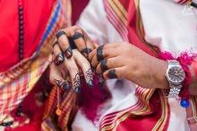 تنظيم مناسبات نسائية { حنة عروس - رقيص عروس - جرتق - صبحية }