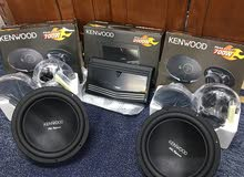 New Amplifiers available for sale