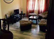 شقة مفروشة للايجار السابع قرب كوزمو مساحه 90م تشطيبات سوبر ديلوكس .