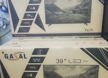 شاشات غزال 39 بوصة مع رسيفر HD هدية فقط (145) دينار شامل التوصيل