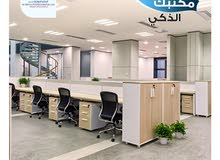 smart offices for sale in HORMUZ PROJECT with installment (semi furnished)