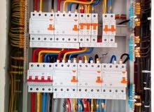صيانة جميع انواع الكهرباء وتمديداتها وتركيب وصيانة الكاميرلت