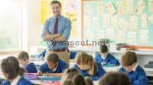 مدرس لغة فرنسية من تونس لطلبة المدارس الاجنبية