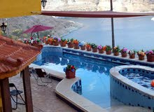 More rooms and 4 bathrooms Villa for rent in SaltA'llan