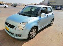 Suzuki Swift car for sale 2008 in Seeb city