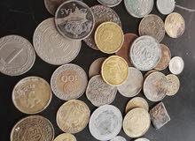 عشاق ومحبي العملات النادرة الورقية والمعدنية