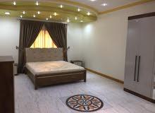 للايجار شقة  نظيفة  في المطار القد يم
