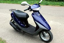 Used Honda motorbike available in Barka