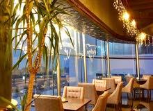 للبيع مطعم على شارع الخليج موقع مميزو مطل على البحر