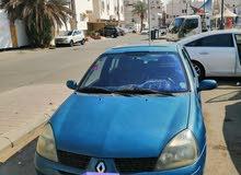 Manual Blue Renault 2003 for sale