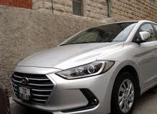 Automatic  2017 Elantra for rent