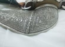 خنجر عمانية قديمة و رصينه